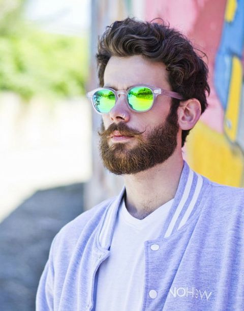 0cedb686fd Trendy Mirrored Sunglasses For Men