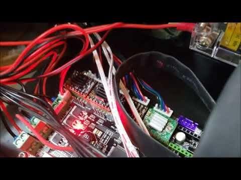 TMC2208 install on a Tevo Tornado with MKS gen L board | 3d