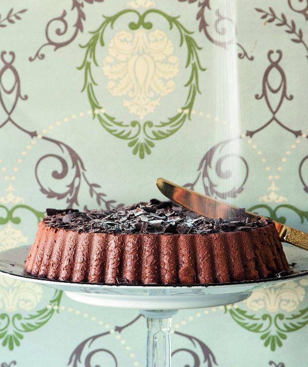 Σοκολατίνα με πραλίνα | Στέλιος Παρλιάρος