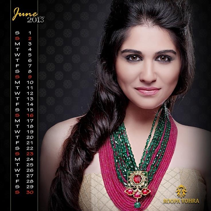 RV Calendar 2013 June
