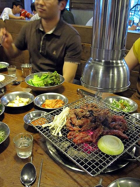 South Korea - Barbecue
