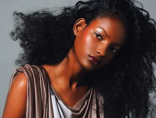 Most beautiful black girls