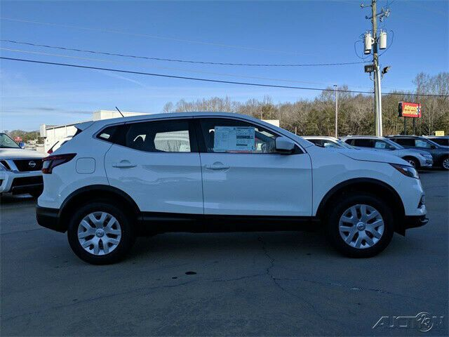 Used 2020 Nissan Rogue S 2020 S New 2l I4 16v Automatic Fwd Suv 2020 Nissan Rogue S Nissan Rogue Nissan
