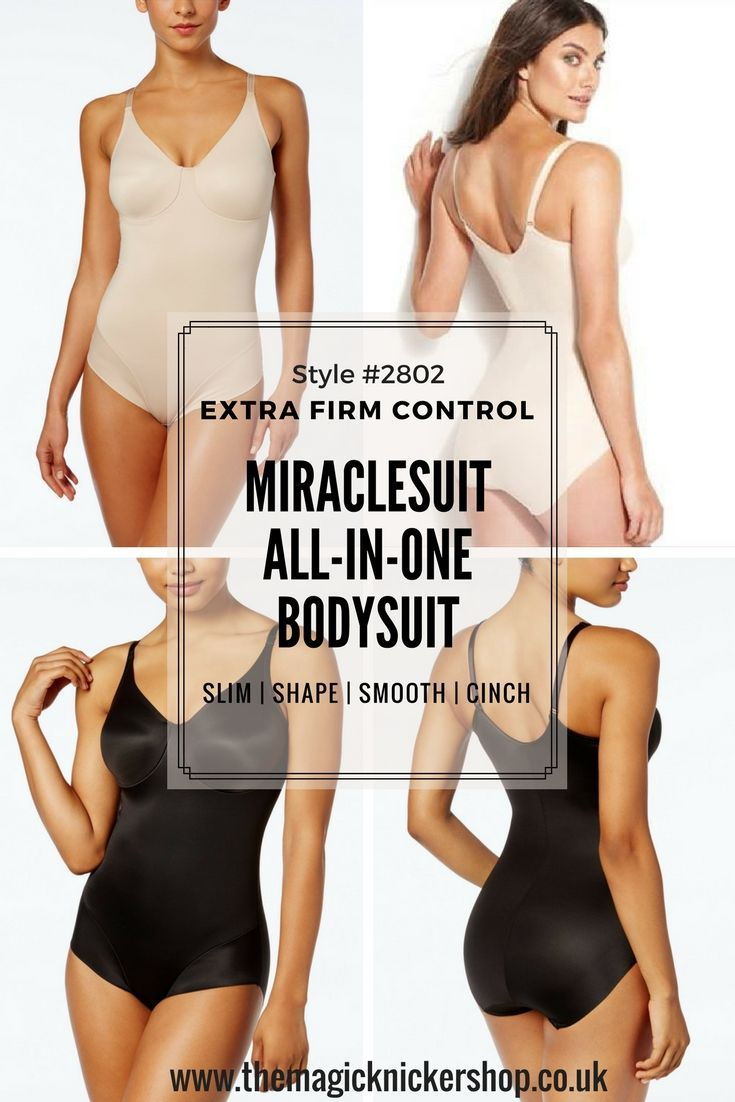 ce7c7496f7 This is one of the best slimming bodysuits you can buy. It is EXTRA FIRM in  slimming control and has molded