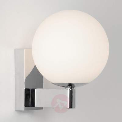 Prezzi e Sconti: #Elegante applique sagara per bagno in Metallo vetro  ad Euro 131.90 in #Astro #Illuminazione interni lampade