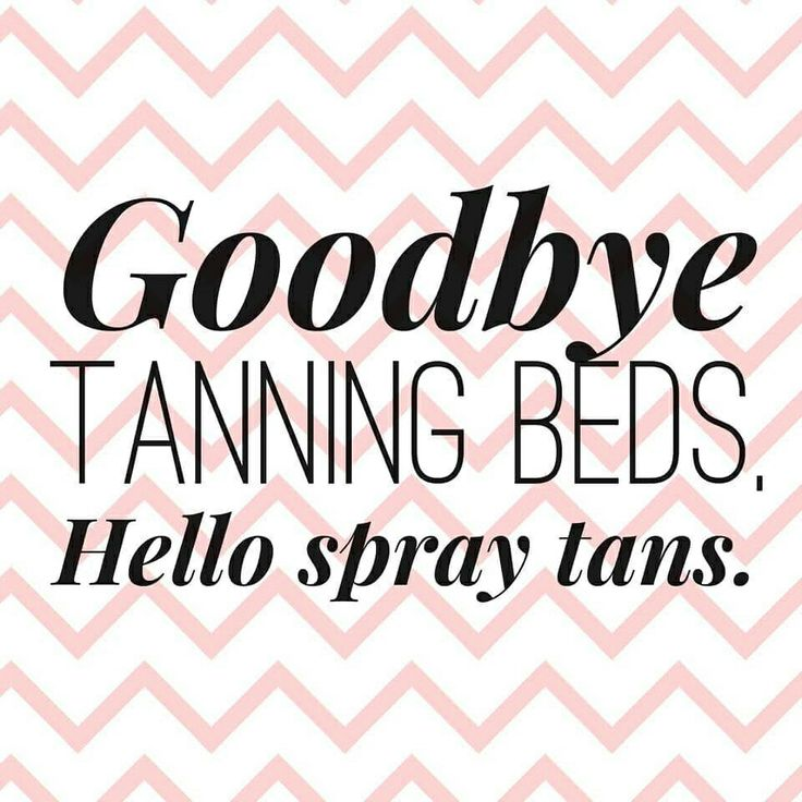 Tanning beds cause cancer. Spray tans don't. A spray tan is a safe alternative that gives you a gorgeous golden glow. #afranztans