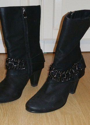 Kaufe meinen Artikel bei #Kleiderkreisel http://www.kleiderkreisel.de/damenschuhe/stiefel/139621342-stiefel-von-tamaris