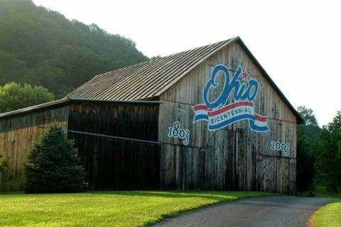 Ohio Bicentennial Barns - Brown County
