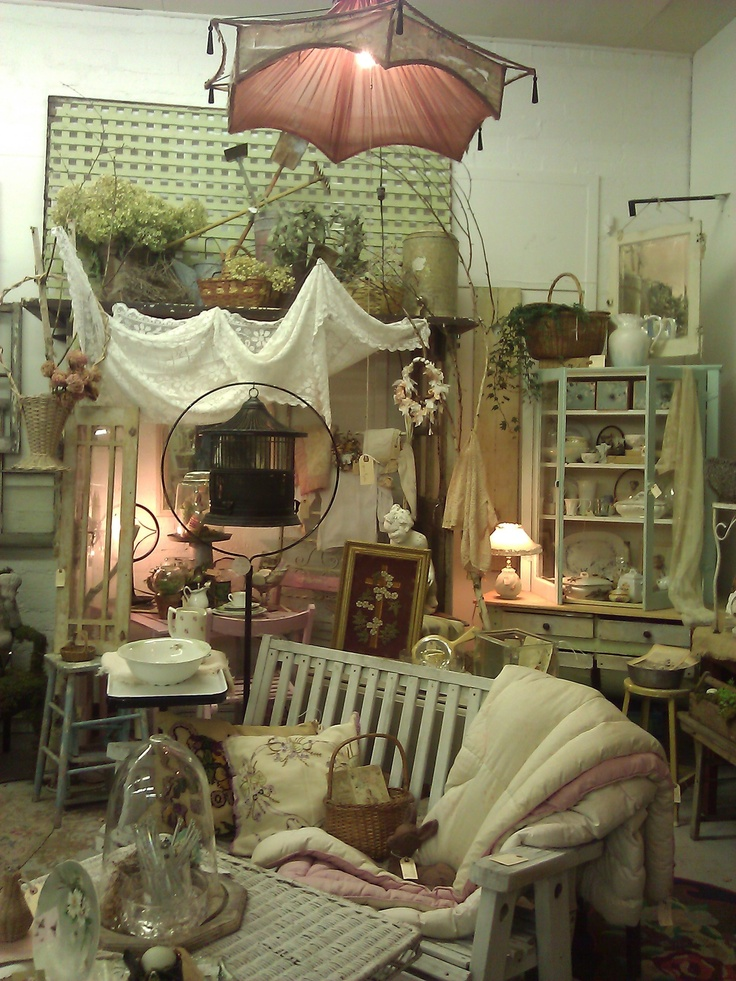 Antique Flea Market Booth My Home And Yours