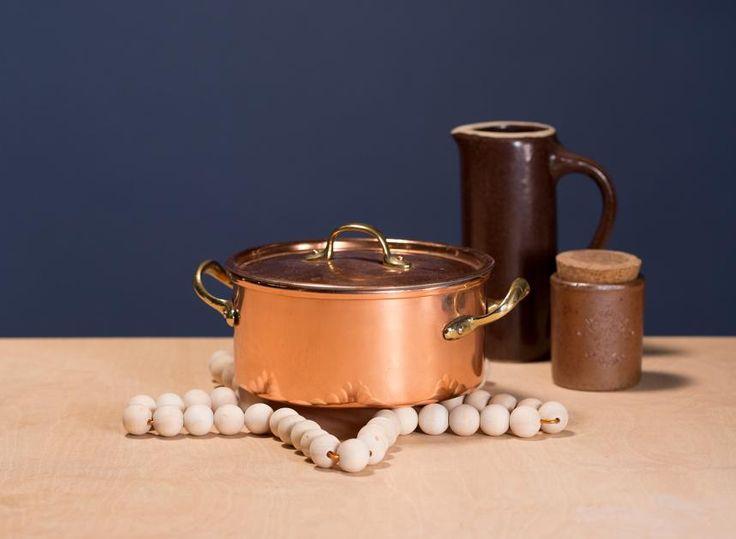 ▷ Topfuntersetzer selber machen aus Perlen - [LIVING AT HOME]