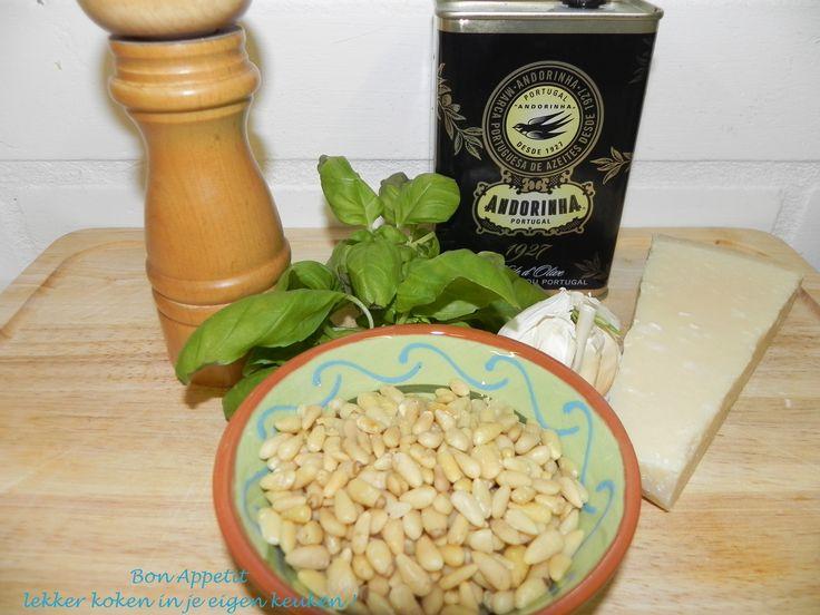 Pesto - Bon Appetit - Kookworkshops, Catering & Kinderfeestjes Someren
