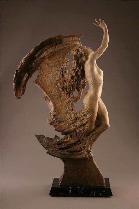 JPB:Wood Carving collection | martin eichinger art Sculpture