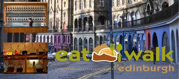 Kulinarische Stadterkundung - Eat Walk Edinburgh