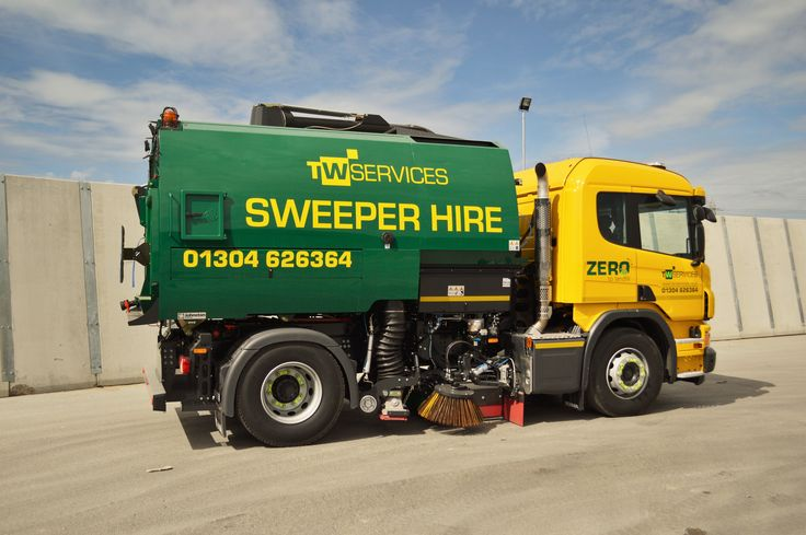 Road Sweeper now available from www.tw-services.co.uk #RoadSweeper