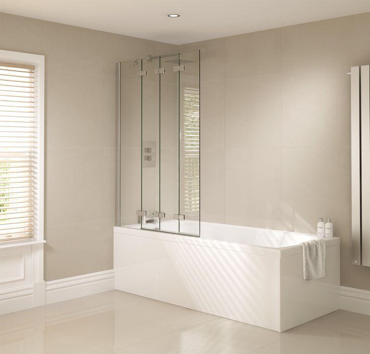 Bathroom screen harper gloss grey combined vanity unit