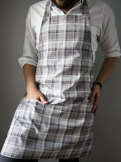 I wonder if Josh would wear one of these? ;) He really needs to stop ruining his shirts when he grills!