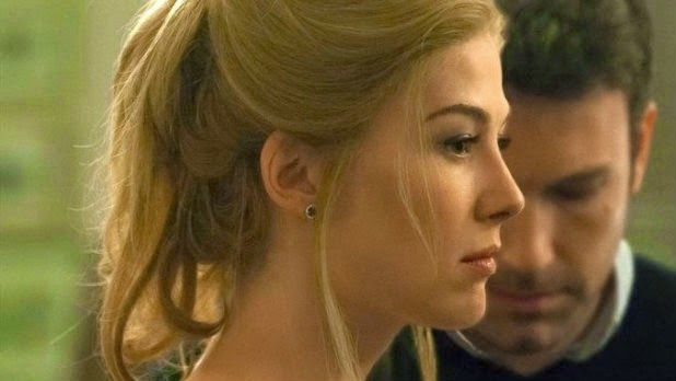 Gone Girl, Blonde Girl: My take on the movie Gone Girl starring Ben Affleck and Rosamund Pike | Chapter 1 - Take 1