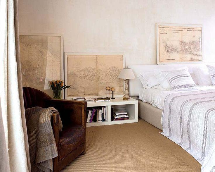Las 25 mejores ideas sobre cabecero antiguo en pinterest - Cuadros cabecera cama ...
