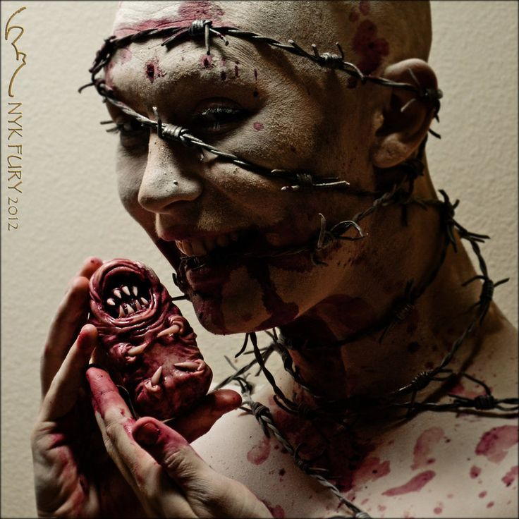 entozoonby*kannagara #awesome #cool #wicked #exotic #goth #life #dark #horror #death #art #3D #bodymods #design #scary #nightmare #nightmares #creepy #rights #protection #defense #tether #tethered #BDSM #sunbmissive #reality