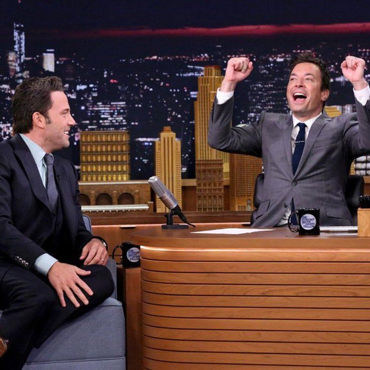 """Pin for Later: Ben Affleck Tells Jimmy Fallon About His Gone Girl Marriage: """"The Masks Come Off"""""""