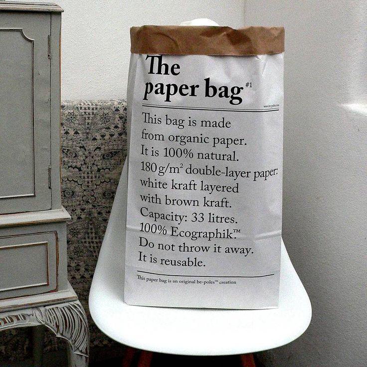 Le Sac En Papier Or The Paper Bag