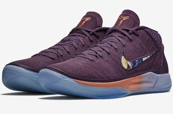 online retailer e0fb4 97b94 Release Date: Nike Kobe A.D. Booker PE | Nike