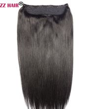 "ZZHAIR 100g-200g 16""-24"" Machine Made Remy Hair One piece Set 5 Clip-in 100% Human Hair Extensions Natural Straight Hair     Wholesale Priced Wigs, Extensions, And Bundles!     FREE Shipping Worldwide     Get it here ---> http://humanhairemporium.com/products/zzhair-100g-200g-16-24-machine-made-remy-hair-one-piece-set-5-clip-in-100-human-hair-extensions-natural-straight-hair/  #hairstyles"
