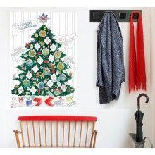 poster christmas tree