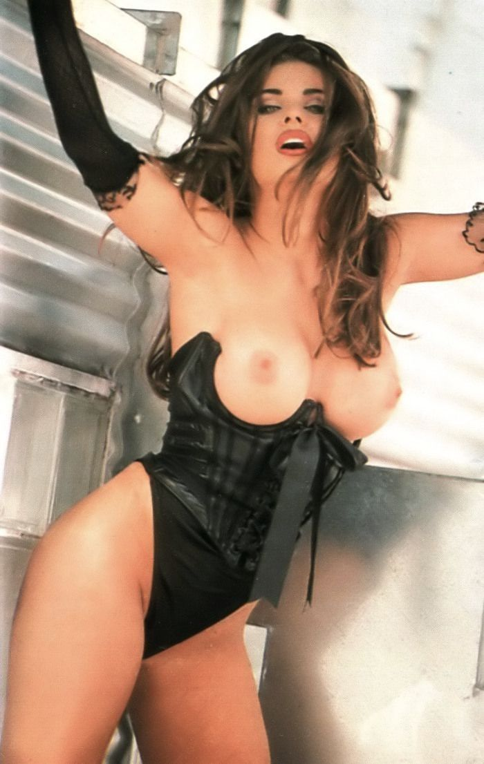 The daddy Carmen electra s nude boobs