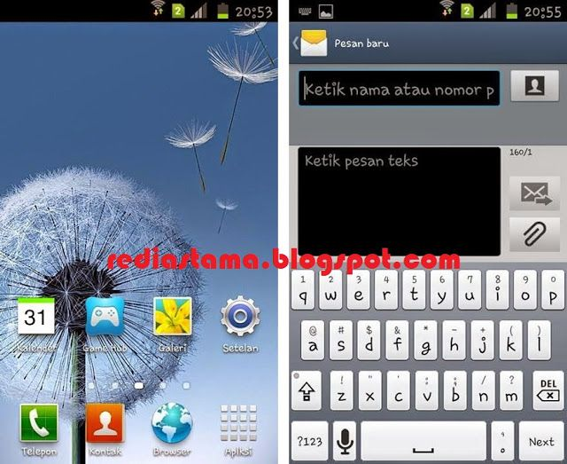 Custom ROM Acer Liquid Z4 - Galaxy Grand Duos