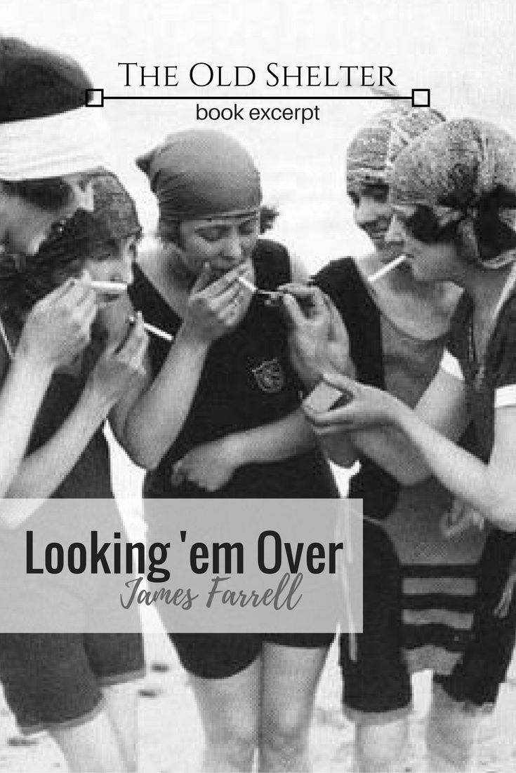 Look 'Em Over by James Farrell - from the anthology CHICAGO STORIES