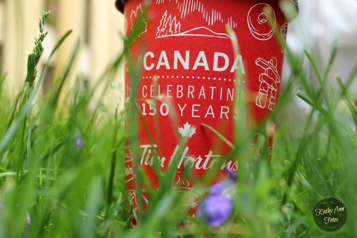 TIM HORTON'S 'CANADA 150' CUP... (16 Photos)