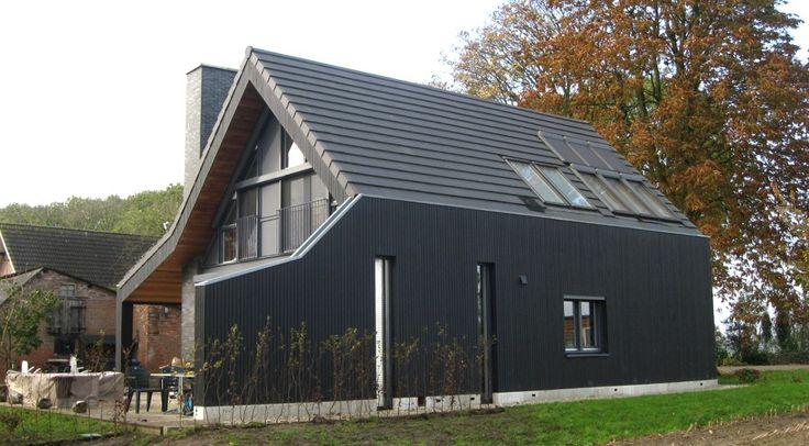 Modern herenhuis google zoeken schuurwoningen for Modern herenhuis