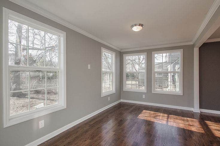 Prairie village renovation by kelly wells real estate and for Paint colors with high lrv