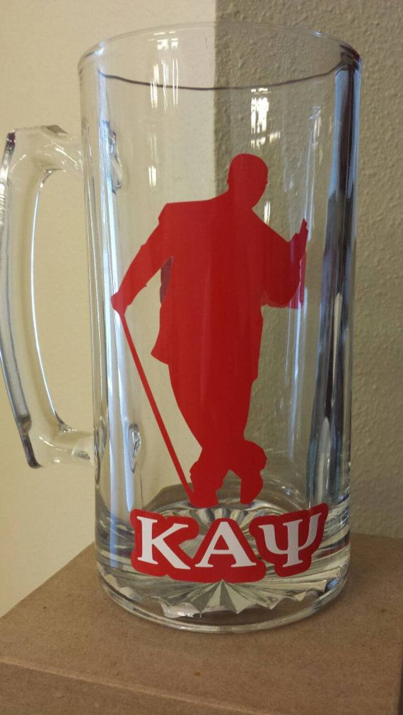 Check out this item in my Etsy shop https://www.etsy.com/listing/247600925/kappa-alpha-psi-tumbler-cup