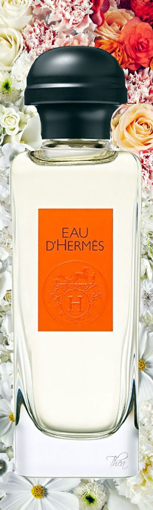 Eau d'Hermès - the first perfume of the house | House of Beccaria~
