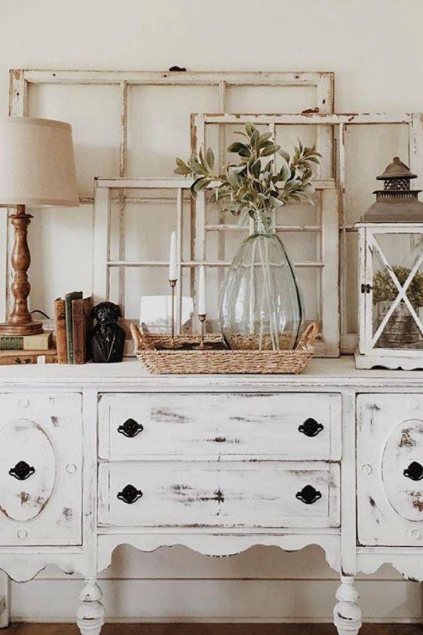 Farmhouse Foyer Decor Challenge Beauty For Ashes Home Decor Farm House Living Room Farmhouse Decor Living Room #rustic #chic #decor #living #room