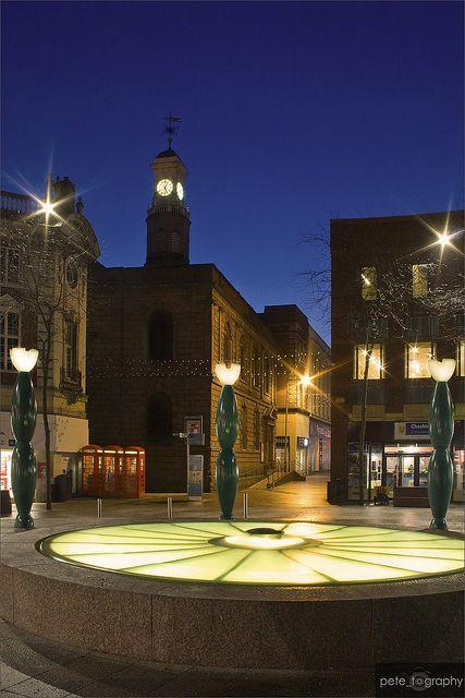 Market Gate Warrington Town Centre | Pete Carroll | Flickr