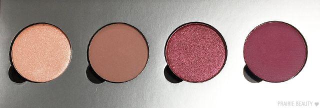 Colourpop Pressed Eyeshadows Review