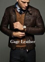 Jaket Kulit Gage Leather 51 Bahan kulit domba kualitas nomor 1. Resleting YKK Jepang. Puring dourmil England (tahan sobek dan tidak panas). BBM 7D21F5CE SMS/WA/TLP 085736030048