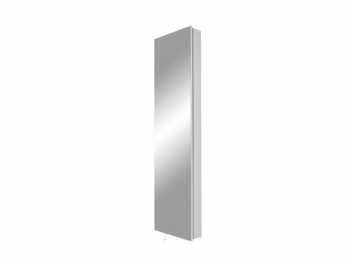 SPIN Skoskåp Spegel/Vit i gruppen Inomhus / Förvaring / Skåp & Byråer hos Furniturebox (100-55-70427)
