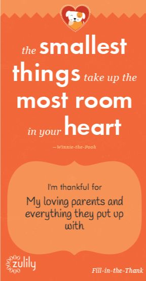 This #fillinthethank custom graphic came from #zulily employee TAYLOR A! You can make one too! zulily.com/thankful