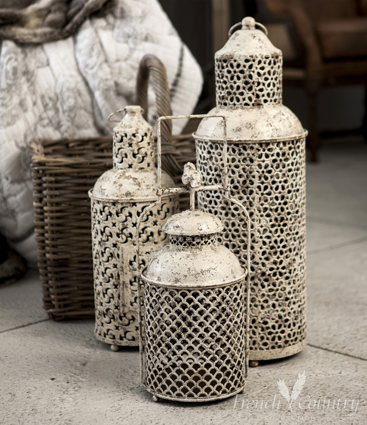 French Country Collections Marrakesh Lanterns
