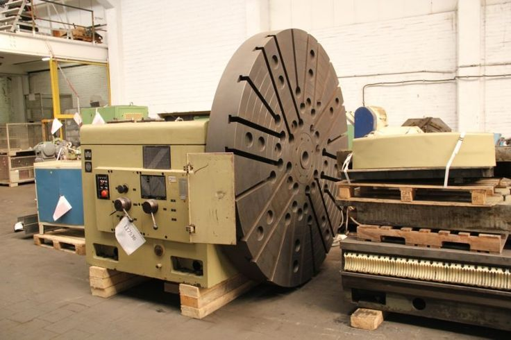 NILES-MAGDEBURG DxP 3/3 x 20000 Schwerdrehmaschine: Gebraucht kaufen – Zoltán N…