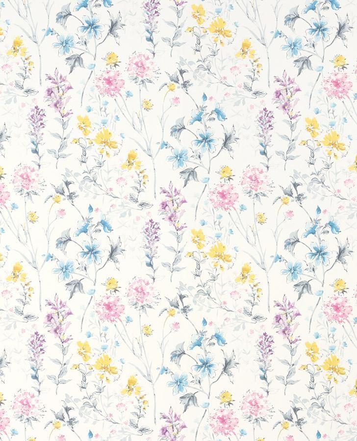 Wild Meadow Multi Wallpaper Girly Wallpaper Floral Wallpaper Spring Wallpaper Background Floral Backgro Spring Wallpaper Floral Wallpaper Pattern Wallpaper