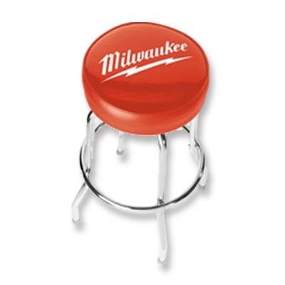 Milwaukee power tools counter stool
