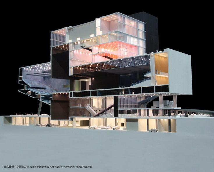 OMA's Taipei Performing Arts Center breaks ground
