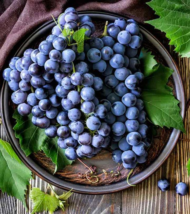 10 Best Benefits and Uses Of Black Grapes For Skin, Hair and Health