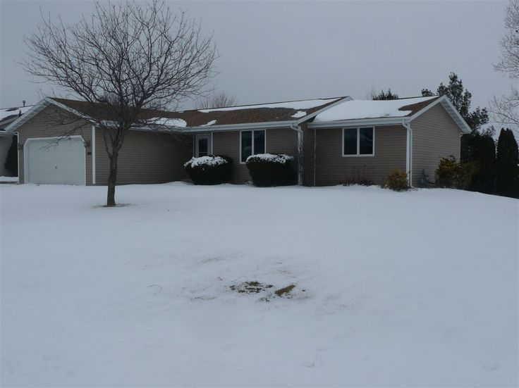 1148 Brown Dr  Milton , WI  53563  - $174,900  #MiltonWI #MiltonWIRealEstate Click for more pics
