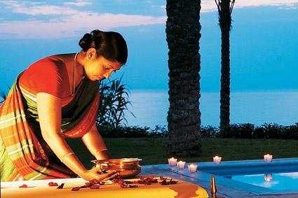 #Ayurveda Treatment by Indian therapists